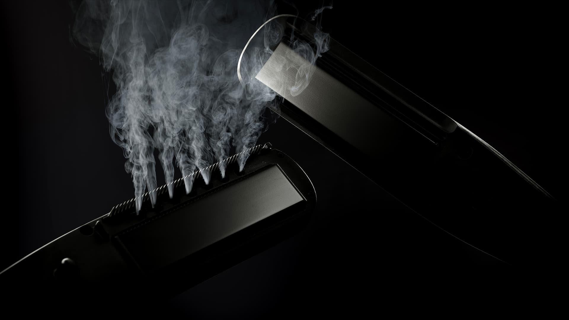 Constant steam flow
